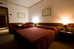 Interior de Standart do hotel Imagem de Stock