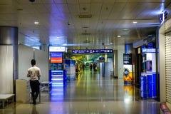 Interior de Tan Son Nhat Airport fotos de archivo