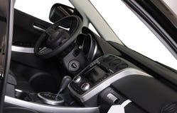 Interior de um carro moderno Imagem de Stock Royalty Free