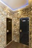Interior de um centro do bem-estar dos termas do luxo Fotografia de Stock Royalty Free