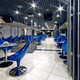 Interior de um clube de noite Fotos de Stock Royalty Free
