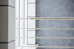 Interior de um edifício moderno Imagem de Stock Royalty Free
