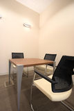 Interior de um escritório novo Imagens de Stock Royalty Free