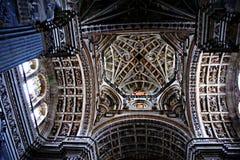 Interior de um monastério 18 Foto de Stock Royalty Free