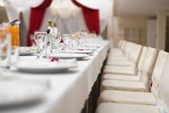 Interior de um restaurante foto de stock royalty free