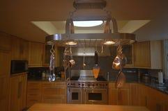 Interior de uma casa de gama alta Fotografia de Stock Royalty Free