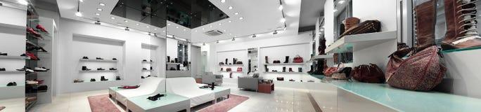 Interior de uma loja Fotos de Stock Royalty Free