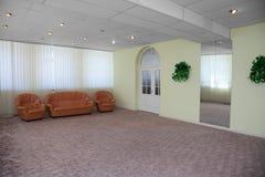 Interior de un palacio de bodas Foto de archivo libre de regalías