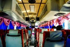 interior de un tren, imagen digital de la foto como fondo imagen de archivo