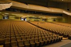 Interior de una sala de conferencias Fotografía de archivo libre de regalías