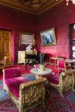 Interior de Vladimir Palace Era el palacio imperial pasado a Foto de archivo libre de regalías