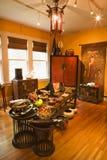 Interior decor store. Royalty Free Stock Photography