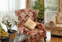 Interior decorating Royalty Free Stock Photo