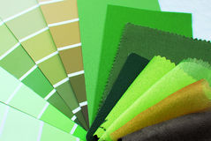 Interior decoration repair planning Royalty Free Stock Images