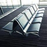 Interior del aeropuerto. Fotos de archivo libres de regalías