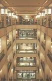 Interior del almacén de Bloomingdale Fotografía de archivo
