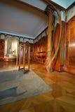 Interior del art déco Imagen de archivo