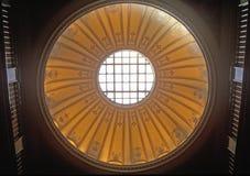 Interior del capitolio del estado de Virginia Imagen de archivo libre de regalías
