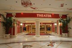 Interior del casino Fotos de archivo