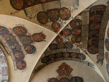 Interior del castillo de Praga, Praga Fotografía de archivo