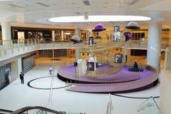 Interior del centro comercial de Kowloon Fotografía de archivo