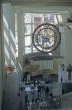 Interior del centro de convención del Washington DC Imágenes de archivo libres de regalías