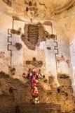 Interior del cori del ¡de Tumacà Fotos de archivo