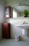 Interior del cuarto de baño moderno fotos de archivo libres de regalías