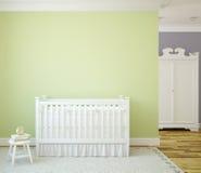 Interior del cuarto de niños. Fotos de archivo