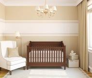 Interior del cuarto de niños. Imagen de archivo