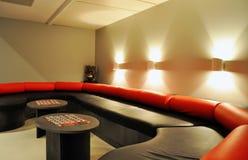 Interior del hotel Fotos de archivo libres de regalías