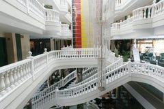 Interior del hotel de lujo Fotos de archivo