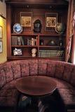 Interior del hotel de Valtionhotelli Fotografía de archivo libre de regalías