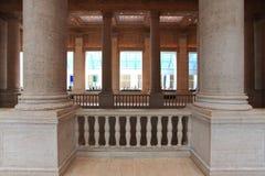 Interior del museo imagen de archivo libre de regalías