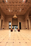 Interior del museo Fotos de archivo libres de regalías