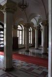 Interior del museo de Stalin Imágenes de archivo libres de regalías