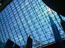 Interior del museo en Egipto foto de archivo