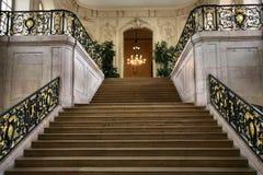 Interior del palacio Fotos de archivo