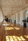 Interior del palacio de Biebrich Imagen de archivo