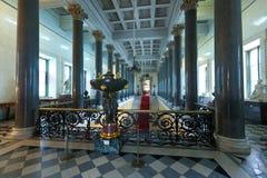 Interior del palacio del invierno Foto de archivo