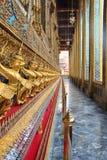 Interior del palacio magnífico en Bangkok. Imágenes de archivo libres de regalías