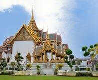 Interior del palacio magnífico en Bangkok. Fotos de archivo libres de regalías