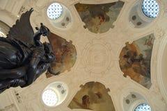 Interior del Petit Palais Fotografía de archivo