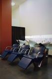 Interior del salón de belleza Fotos de archivo