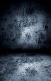 Interior del sitio de Grunge Foto de archivo libre de regalías