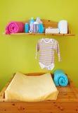 Interior del sitio de niños Imagen de archivo libre de regalías
