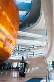 Interior del teatro de la ópera de Copenhague Fotografía de archivo libre de regalías