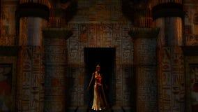 Interior del templo Fotos de archivo
