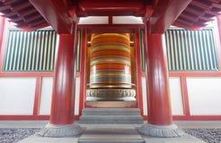 Interior del templo de la reliquia del diente de Buda Fotografía de archivo