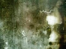 Interior del vintage del piso del cemento de la pared de piedra Fondo Imágenes de archivo libres de regalías